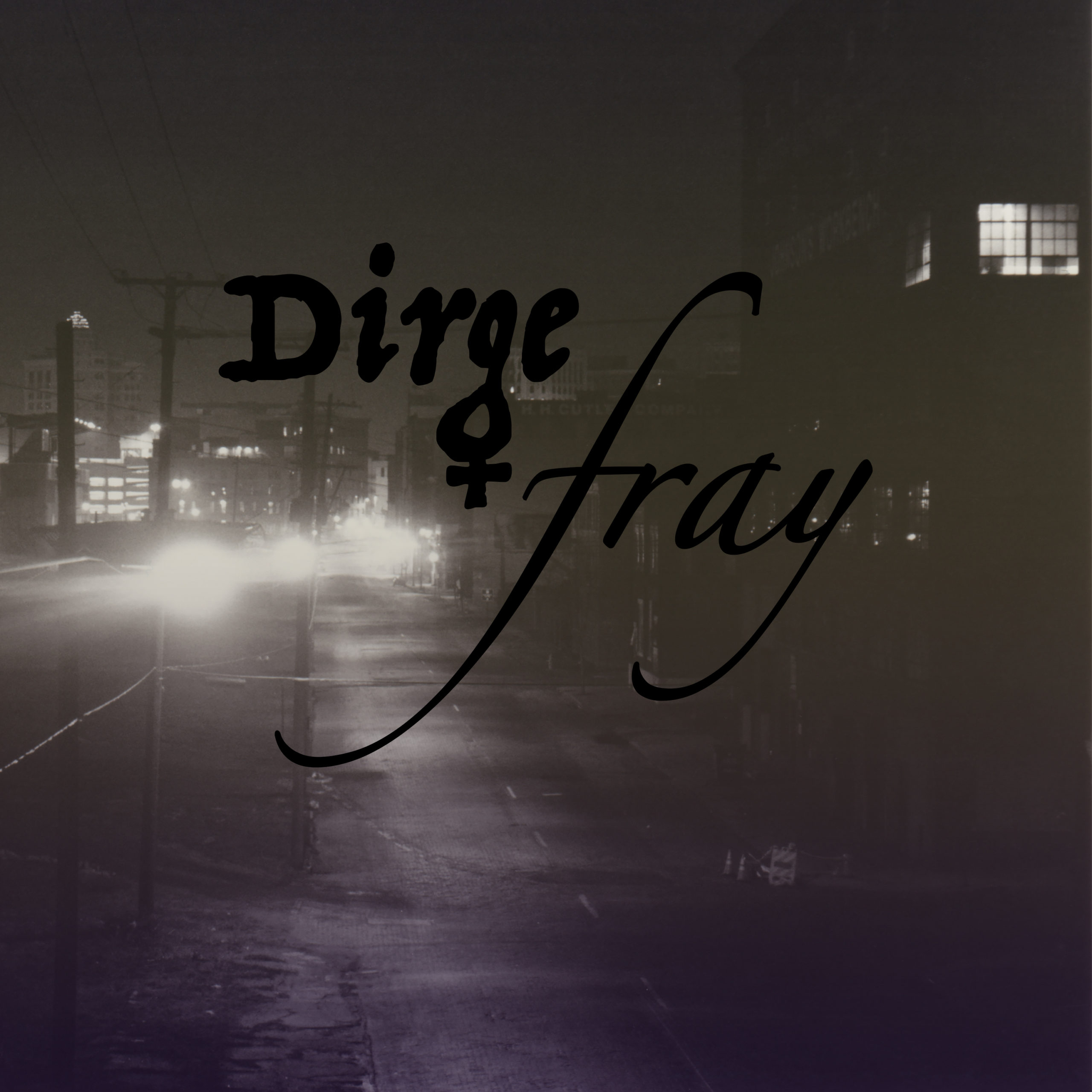 Dirge and Fray - album cover